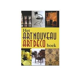 Le livre Art Nouveau et Art Déco