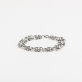Bracelet de Yasmin papillon en argent