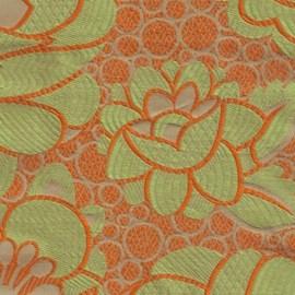 Nénuphars en tissu pour meubles et rideaux