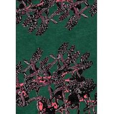 Tapis Orchidées rouges