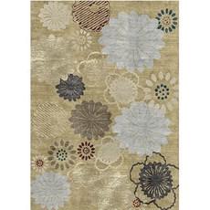 Mélange de fleurs pour tapis