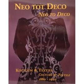 Livre Neo to Deco