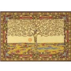 Tapisserie Klimt L'arbre de vie