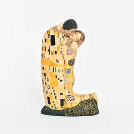 Sculpture Klimt The Kiss Petit