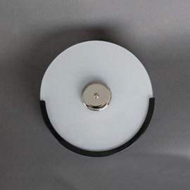 Lampe d'escalier Circle Circle Noir