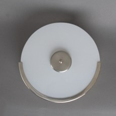 Lampe d'escalier Circle Circle Matte Nickel