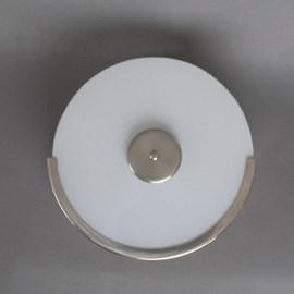 Lampe d'escalier Circle Circle Matte Nickel