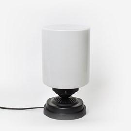 Lampe de Table basse Sleek Cylinder Moonlight