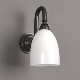 Tasse de lampe de salle de bains petite voûte de voûte