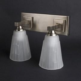 Lampe de salle de bains Duplo Double