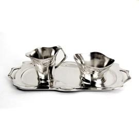 Aroma Tin Set pour le lait et le sucre