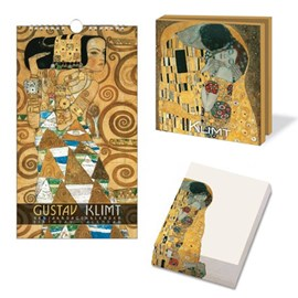 Coffret papier Gustav Klimt