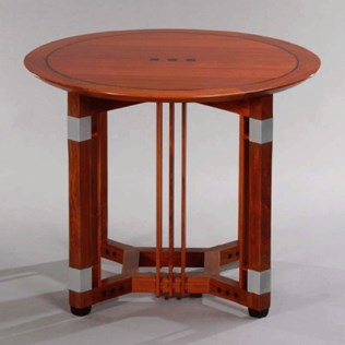 voorbeeld van een van onze Tables