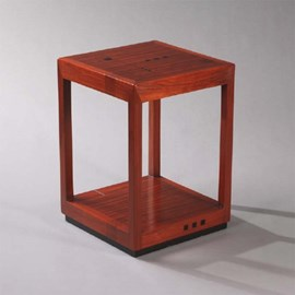 Sidetabel Art Déco / Table de nuit Ascot Right