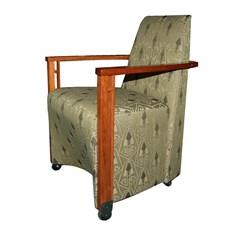 Chaise de salle à manger Art Déco Cason