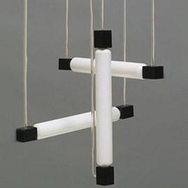 Gerrit Rietveld Lampe Suspendue 55cm