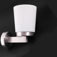 Formes coniques de lampes murales / extérieures