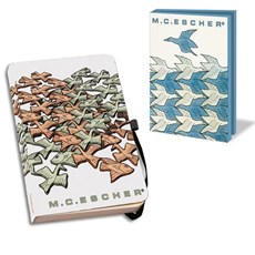 Porte-cartes et cahiers Escher | Animaux