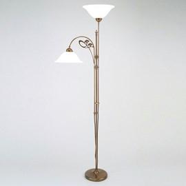 Uplighter avec lampe de lecture Jugendstil Vache Persil de persil