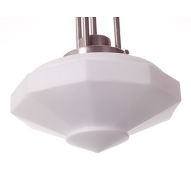 Empire Nonagon pour lampe suspendue