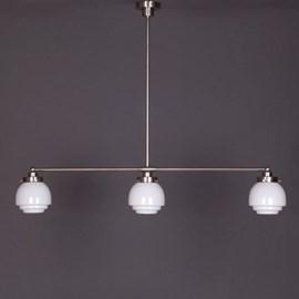 Suspension 3 Lumières avec Deco Plain