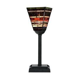 Tiffany Lampe de Table Industrielle Petite