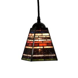 Tiffany Lampe Pendentif Industrielle Petite