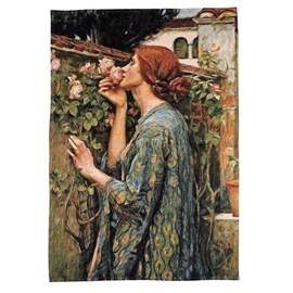 Tapisserie murale L'âme de la rose | John William Waterhouse