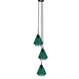 Lustre Tiffany Arata Vert 3