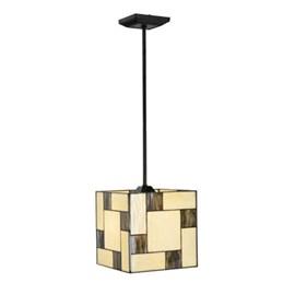 Lampe pendentif Tiffany Mondriaan