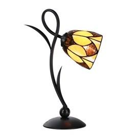 Tiffany Lampe de table Lovely Parabola petit modèle