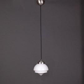 Pendentif Lampe Lin Vieux Cordon Vintage Petit Pointu