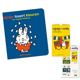 Coffret cadeau Miffy Magic Colors