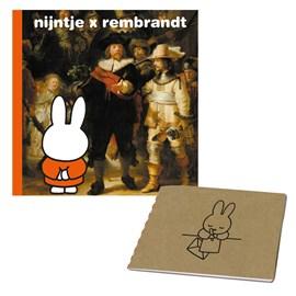 Coffret cadeau Miffy x Rembrandt