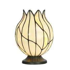 Tiffany Lampe de table Nature Ouverte