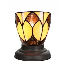 Lampe de table basse Tiffany Parabola petit modèle
